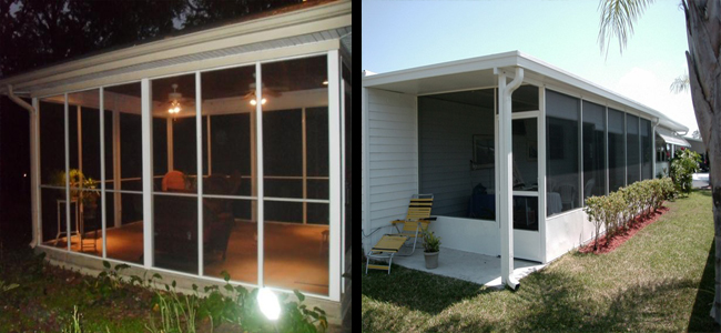 Aluminum Screen Aluminum Screen Enclosures Naples Fl
